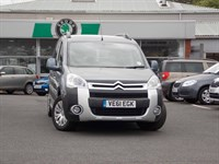 Used Citroen Berlingo Hdi 110hp Multispace Xtr