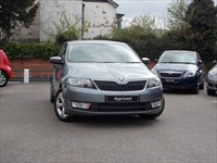 Used Skoda Rapid Tsi (105 Ps) Se Greentech
