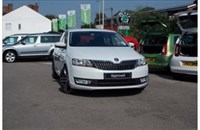 Used Skoda Rapid Tsi (122ps) Elegance Greentech Dsg