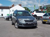 Used Skoda Roomster Tsi (69bhp) Se Plus