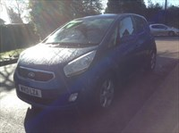 Used Kia Venga 3 Sat Nav Auto - 1 Owner Low Mileage