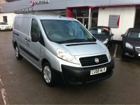 Used Fiat Scudo COMFORT LWB MULTIJET 120PS