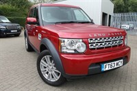 Used Land Rover Discovery SDV6