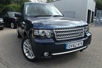 Used Land Rover Range Rover WESTMINSTER EDITION TDV8