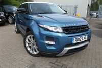 Used Land Rover Range Rover Evoque DYNAMIC LUX AUTO