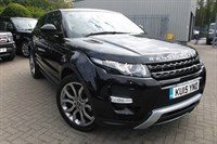 Used Land Rover Range Rover Evoque RANGE EVOQUE 3DR DYNAMIC AUTO