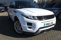 Used Land Rover Range Rover Evoque DYNAMIC AUTO 5DR SD4