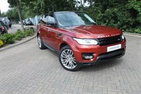 Used Land Rover Range Rover Sport HSE DYNAMIC SDV6