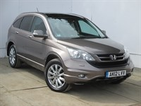 Used Honda CR-V Ex I-Dtec