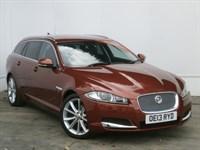 Used Jaguar XF 2.2d [200] Premium Luxury 5Dr Auto