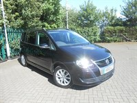 Used VW Touran Match Tdi