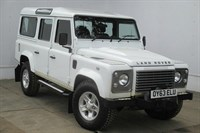 Used Land Rover Defender 110 XS Station Wagon TDCi