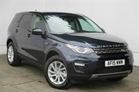 Used Land Rover Discovery Sport Discovery Sport SD4 SE Tech 5Dr
