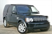 Used Land Rover Discovery Sd V6 [255] Auto