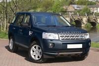 Used Land Rover Freelander TD4 GS 5Dr