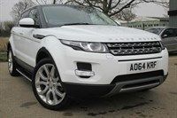 Used Land Rover Range Rover Evoque SD4 Pure 5Dr Auto [tech Pac