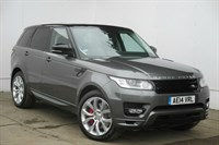 Used Land Rover Range Rover Sport Sdv8 Autobiography Dynamic 5