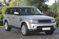 Used Land Rover Range Rover Sport TDV6 HSE 5dr CommandShift