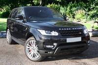 Used Land Rover Range Rover Sport Range SDV6 Sport HSE