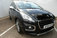 Used Peugeot 3008 3008 HDi 115 Active II 5Dr