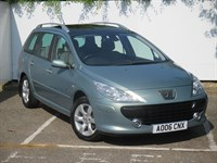 Used Peugeot 307 SW SE Hdi 110