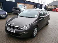 Used Peugeot 308 308 HDi Active SW