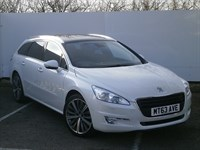 Used Peugeot 508 508 SW HDi 200 GT 5Dr Auto