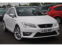 Used SEAT Leon Leon TDI FR 3Dr DSG [technology Pack]