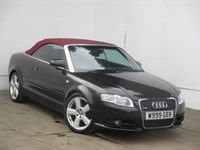 Used Audi A4 TDi S Line 2dr