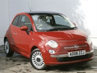 Used Fiat 500 Lounge RHD 3dr