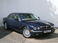 Used Jaguar S-Type Xj TDVi Sovereign 4dr Auto