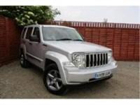 Used Jeep Cherokee TD Limited Auto