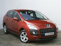 Used Peugeot 3008 e-HDi Sport 5dr S-A