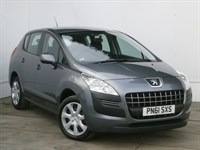 Used Peugeot 3008 HDi Active 5dr