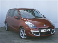 Used Renault Scenic dCi Dynamique TomTom MPV 5dr