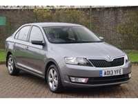 Used Skoda Rapid TSI 105 GreenTech SE 5dr