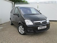 Used Vauxhall Meriva 1.4i 16V Active MPV 5dr