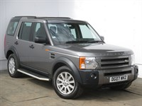 Used Land Rover Discovery Tdv6 Se A