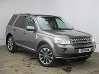Used Land Rover Freelander Hse Sd4 Auto