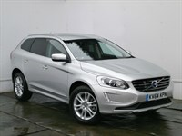Used Volvo XC60 D5 [215] SE Lux Nav 5Dr AWD