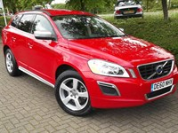 Used Volvo XC60 D3 [163] DRIVe R-Design Premium Manual