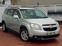 Used Chevrolet Orlando Lt Vcdi Auto