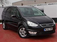 Used Ford Galaxy Zetec Tdci Auto