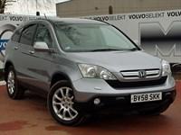 Used Honda CR-V Ex I-Vtec Auto