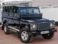 Used Land Rover Defender 110 XS TD5