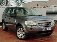 Used Land Rover Freelander Hse Td4