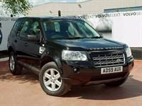Used Land Rover Freelander Gs Td4 E