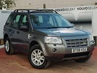 Used Land Rover Freelander Se Td4