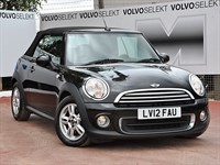 Used MINI Convertible ONE 3Dr [pepper Pack]
