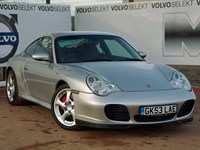 Used Porsche 911 [996] Carrera 4 Coupe S 2dr